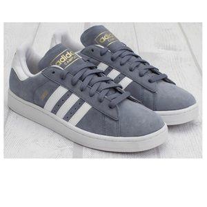 ADIDAS CAMPUS 2 Suede Shoes Sz 6 men's/8 women's